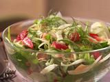 Fennel, Arugula and Strawberry Salad Recipe