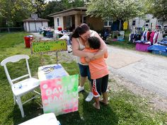 9-Year-Old Boy Sets Up Lemonade Stand to Pay for His Own Adoption: 'I'm Happy Because I Have a New Mom Who Loves Me'