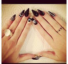 Stiletto Nails Nail Trends  Nail Art