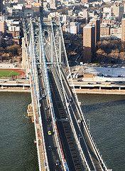 Manhattan bridge (Tony Shi.) Tags: from above nyc newyorkcity bridge sky ny photo chopper tour br manhattan air landmark aerial tony helicopter manhattanbridge eastriver mta shi heli