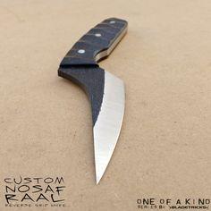 Bladetricks Pakal Nosaf Raal knife, One of a kind version #custom #fighter #blade