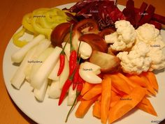 Crepes, Cauliflower, Vegetables, Food, Red Peppers, Pancakes, Cauliflowers, Essen, Vegetable Recipes