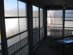 glassine weatherizing panels window screens pinterest window