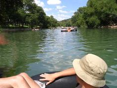 We spent the weekend floating the river! San Marcos/New Braunfels, TX, We fell in love with the Hill Country!