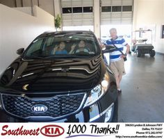 #HappyBirthday to Bou Young Kwon from Mercado Salvador  at Southwest Kia Dallas!