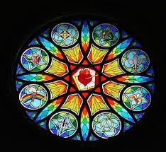 Image result for stained glass windows church famous