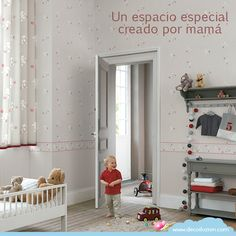 Un espacio especial creado por mamá