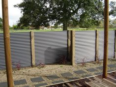 cheap nice fence ideas
