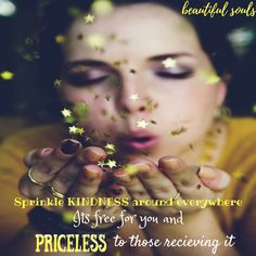 Kindness.. spread it around, its free!! #bekindalways, #sprinklekindnesseverywhere  ...more like this at http://beautisouls.blogspot.gr/