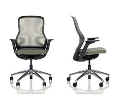ReGeneration by Knoll. An everyday chair that simply supports the way you work.