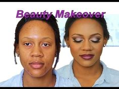 The eyes are too dramatic for me but the contouring is on point. Blemished Beauty- Makeovers with Missy Lynn Ep. 1 - YouTube
