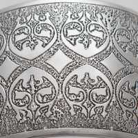 Etching ornament one