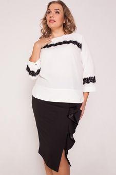 МОДА-НСК - интернет магазин женской одежды из Новосибирска Bell Sleeves, Bell Sleeve Top, Skirt Fashion, Plus Size, My Style, Skirts, Clothes, Women, Kleding