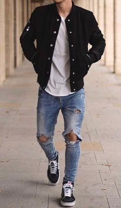 International Shopping: Shop Men's Clothing that Ships Internationally Stylish Mens Outfits, Casual Outfits, Men Casual, Fashion Outfits, Mens Fashion, Mens Fall Outfits, Dope Fashion, Modest Fashion, Mode Masculine