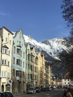 Insbruck Austria winter 2019 Insbruck Austria, Austria Winter, Mount Everest, Europe, Mountains, Nature, Travel, Voyage, Viajes