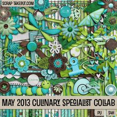 Culinary Specialists Collab {May 2013} by the STO designers