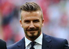 David Beckham 2006 Hair David beckham admitted to