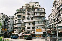 hong kong tenement building 1970 - Google Search