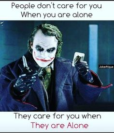 The Joker - Heath Ledger Quotes Best Joker Quotes. The Joker - Heath Ledger Quotes. Why So serious Quotes. Real Life Quotes, Reality Quotes, Funny Quotes About Life, True Quotes, Cynical Quotes, Hustle Quotes, Quotes Quotes, Joker Qoutes, Best Joker Quotes