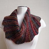 Ravelry: Colourwheel Cowl pattern by Susan Ashcroft