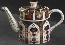 Royal Crown Derby OLD IMARI 5 Cup Tea Pot 544044