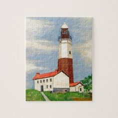 Shop Montauk Lighthouse Jigsaw Puzzle created by LachenGesund. Presents For Grandma, Grandparents Day Gifts, Mothers Day Presents, Funny Fathers Day Quotes, Happy Father Day Quotes, Happy Fathers Day, Diy Father's Day Gifts, Father's Day Diy, Lion Kids Crafts