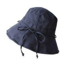 FASHION WOMEN MEN SOLID FOLDING CORDUROY BUCKET HAT TRAVEL FISHERMAN CAP BLING