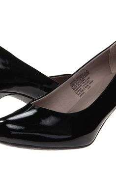 Rockport Seven to 7 Low Pump (Black Patent) High Heels - Rockport, Seven to 7 Low Pump, V75491-001, Footwear Closed 2-3 inch heel, 2-3 inch heel, Closed Footwear, Footwear, Shoes, Gift, - Street Fashion And Style Ideas
