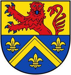 Wappen der Stadt Sankt Goarshausen