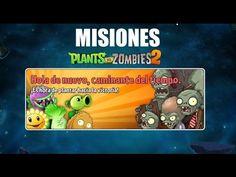 Plants vs Zombies 2 - MISIONES - GAMEPLAY IOS