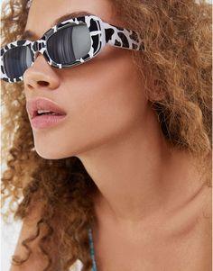 Asos, Nice Glasses, Social Media Trends, Cow Print, Safari, Snapchat, Lenses, Latest Trends, Sunglasses