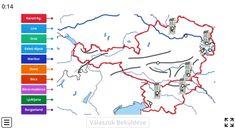 Ausztria és Szlovénia tájai, városai - Földrajz 7-8. osztály FELADAT - Kalauzoló - Online tanulás Tao