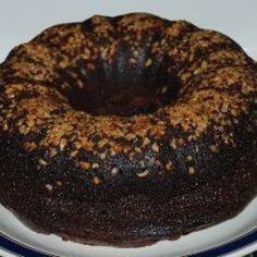 World's Best Chocolate Rum Cake
