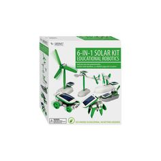 I found this amazing Vibe 6-in-1 Educational Robotics Solar Kit at nomorerack.com for 60% off. Sign up now and receive 10 dollars off your first purchase