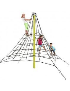 Armed Rope Pyramid Net - KBT