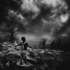 """All Hope Is Gone"" by Mirela Pindjak"