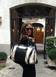 Olivia Palermo's Chloe bag - obsessed!