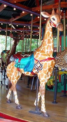Memphis Zoo Carousel by Bettye Gray 1