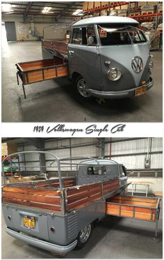 1959 Volkswagen Single Cab...Re-pin...Brought to you by #HouseofInsurance for #CarInsurance #EugeneOregon