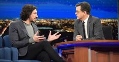 Watch Adam Driver Remember Carrie Fisher: 'She Burns Very Bright': Adam Driver, who played villain Kylo Ren in 2015's Star Wars: The Force Awakens, honored his late co-star Carrie Fisher during his Thursday appearance on This article originally appeared on www.rollingstone.com: Watch Adam Driver Remember Carrie Fisher: 'She Burns Very Bright'…