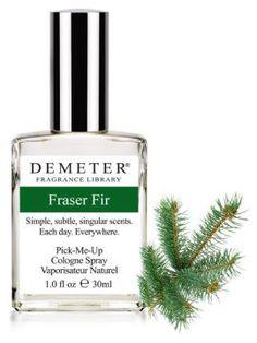 Fraser Fir Demeter Fragrance for women and men