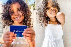 A Mensa legfiatalabb tagja Kashe Quest, aki kétévesen már 146-os IQ-val rendelkezik.