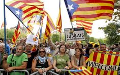 Catalonia is Spain's wealthiest region, and the growing euro crisis is fuelling demands for it to break away from Madrid.