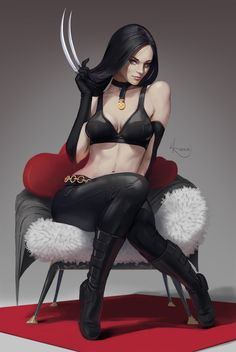 X23 by SourAcid on DeviantArt
