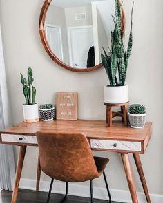 84 Gorgeous Apartment Decor Ideas Made From Wooden You Can Do - Home Design Boho Bedroom Decor, Boho Room, Cozy Bedroom, 70s Bedroom, Vintage Bedroom Decor, Master Bedroom, Ikea Bedroom, Target Bedroom, Bedroom Rustic