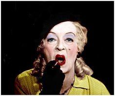"bette davis in ""what ever happened to baby jane?"" (robert aldrich, 1962)"