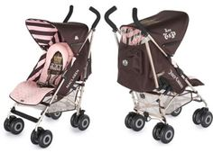 Oh yes, my baby will ride in style! Juicy stroller :)