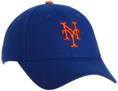 MLB New York Mets Pinch Hitter Wool Replica Adjustable Cap (Blue/orange) by New Era. $16.91. wool. Team logo embroidered on front of cap. Wool Replica Game Cap with adjustable Velcro closure.. Officially licensed by Major League Baseball. About New Era                Founded in 1920, the New Era Cap Company is the leading headwear manufacturer and creator of New Era Apparel, products that transcend time, culture, sport, and fashion. Producing more than 35 million caps per...