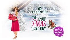 ".Russkajas Beauty.: Preview - Essence ""The Little X-Mas Factory"" TE No..."