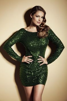 green dress                                                                                                                                                                                 More